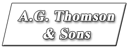 A.G. Thomson & Sons Ltd. Logo
