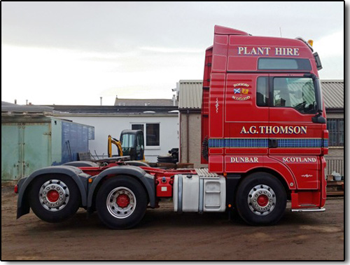AGT Low Loader